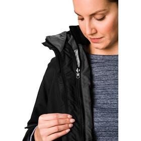 Berghaus Hillwalker Long InterActive Shell Jacket Damen black/black